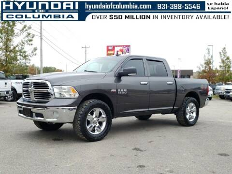 2018 RAM Ram Pickup 1500 for sale at Hyundai of Columbia Con Alvaro in Columbia TN
