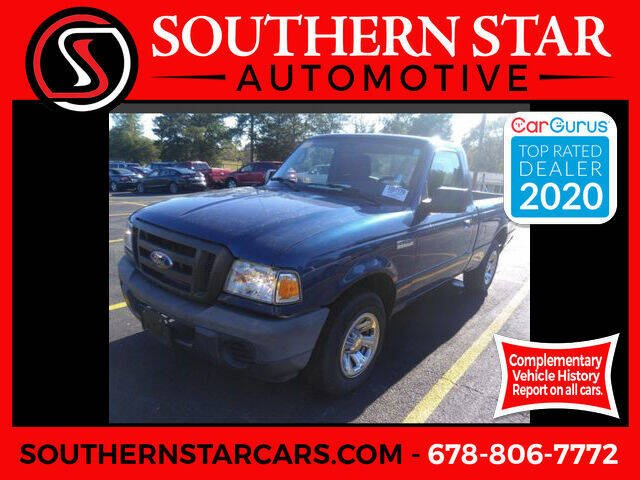 2010 Ford Ranger for sale at Southern Star Automotive, Inc. in Duluth GA