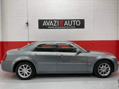 2006 Chrysler 300 for sale at AVAZI AUTO GROUP LLC in Gaithersburg MD