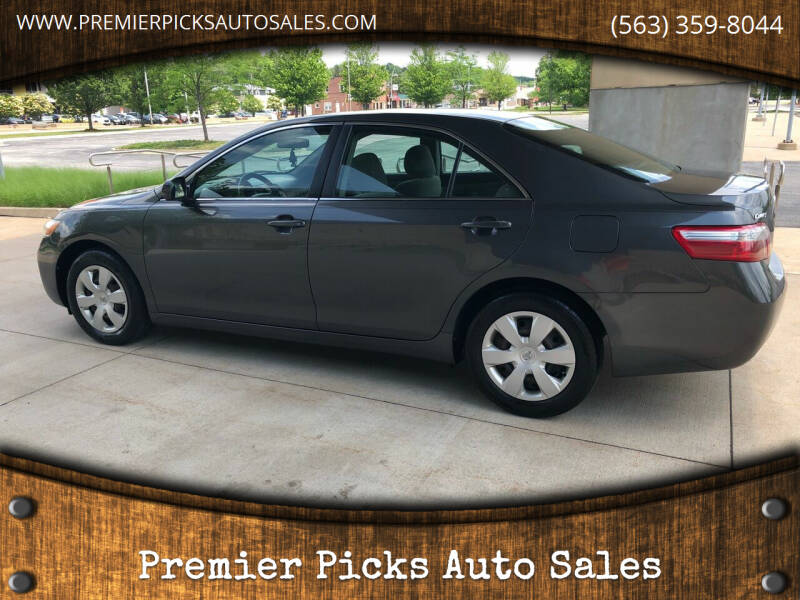 2008 Toyota Camry for sale at Premier Picks Auto Sales in Bettendorf IA