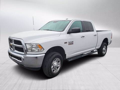 2016 RAM Ram Pickup 2500 for sale at Fitzgerald Cadillac & Chevrolet in Frederick MD