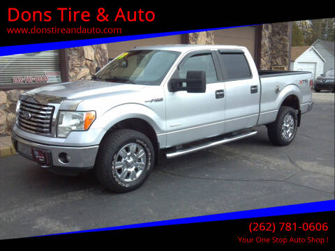 2011 Ford F-150 for sale at Dons Tire & Auto in Butler WI