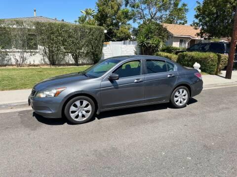 2008 Honda Accord for sale at PACIFIC AUTOMOBILE in Costa Mesa CA