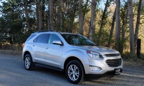 2017 Chevrolet Equinox for sale at Northwest Premier Auto Sales in West Richland WA