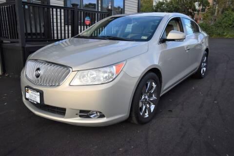 2011 Buick LaCrosse for sale at ZIPMOTOR.COM in Arlington VA