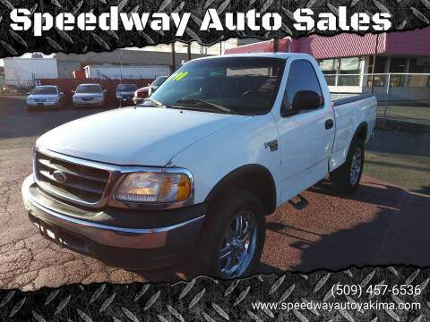 2000 Ford F-150 for sale at Speedway Auto Sales in Yakima WA
