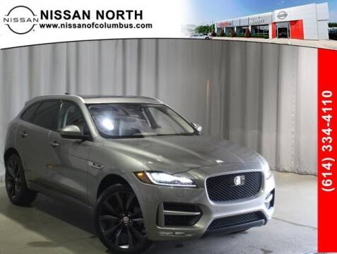 2020 Jaguar F-PACE for sale at Auto Center of Columbus in Columbus OH