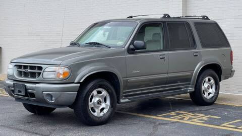 2000 Ford Explorer for sale at Carland Auto Sales INC. in Portsmouth VA