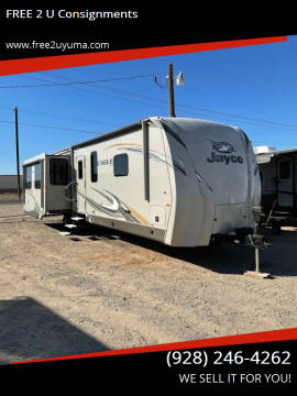 2017 Jayco Eagle for sale at FREE 2 U Consignments in Yuma AZ