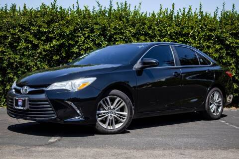2016 Toyota Camry for sale at Southern Auto Finance in Bellflower CA