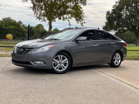 2011 Hyundai Sonata for sale at Texas Auto Corporation in Houston TX