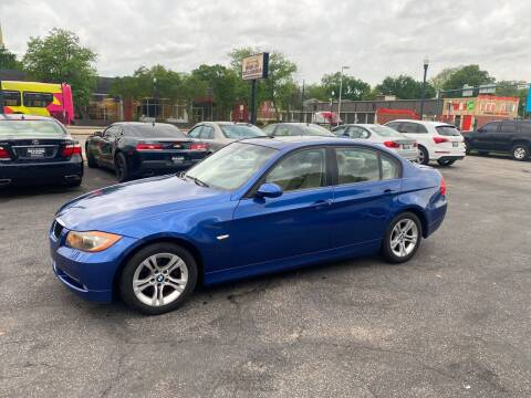 2008 BMW 3 Series for sale at BWK of Columbia in Columbia SC
