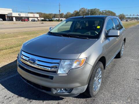 2008 Ford Edge for sale at Double K Auto Sales in Baton Rouge LA