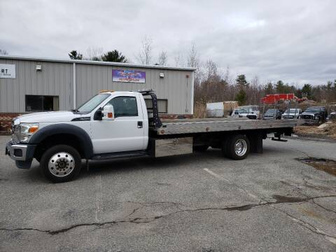 2016 Ford F-550 Super Duty for sale at GRS Auto Sales and GRS Recovery in Hampstead NH