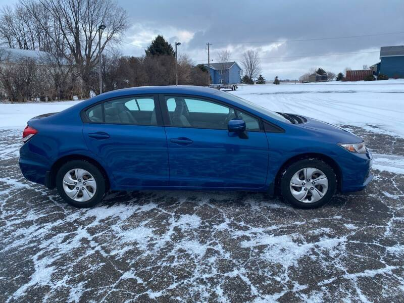 2014 Honda Civic for sale at Diede's Used Cars in Canistota SD