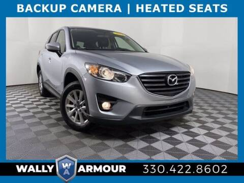 2016 Mazda CX-5 for sale at Wally Armour Chrysler Dodge Jeep Ram in Alliance OH
