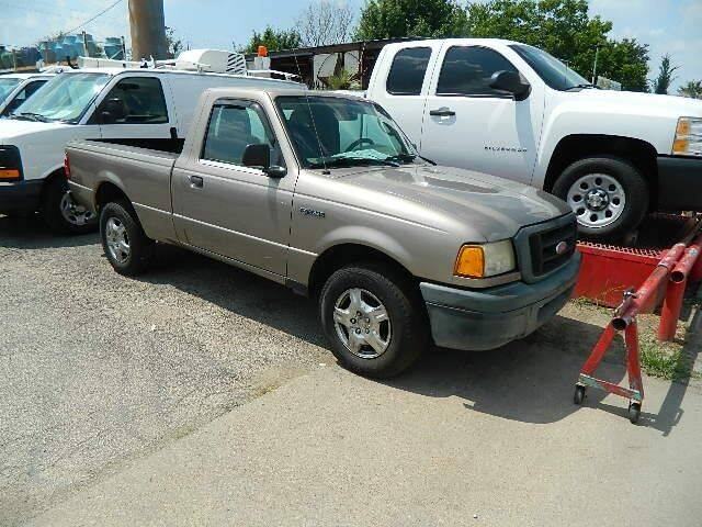 2004 Ford Ranger for sale at Craig's Classics in Fort Worth TX