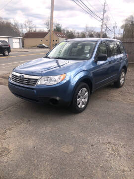 2010 Subaru Forester for sale at Specialty Auto Inc in Hanson MA