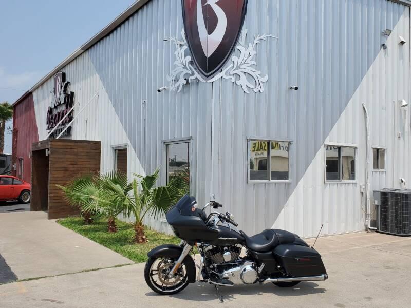 2015 Harley Davidson Road Glide Special for sale at Barrett Bikes LLC in San Juan TX