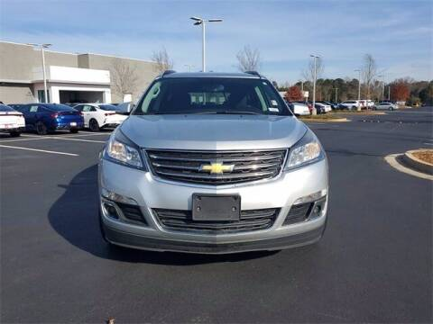 2015 Chevrolet Traverse for sale at Lou Sobh Kia in Cumming GA