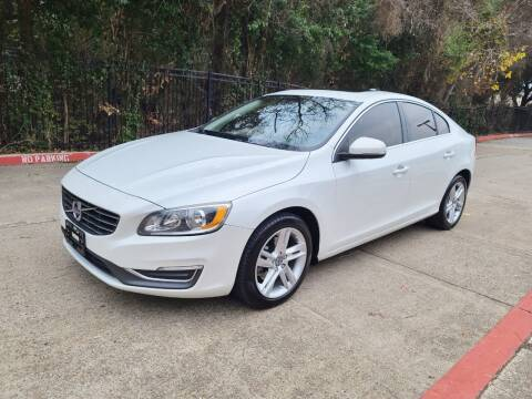 2015 Volvo S60 for sale at DFW Autohaus in Dallas TX