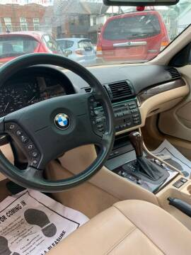 2002 BMW 3 Series for sale at GARET MOTORS in Maspeth NY