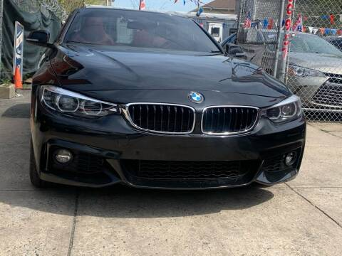 2018 BMW 4 Series for sale at Simon Auto Group in Newark NJ