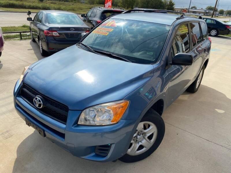 2011 Toyota RAV4 for sale at Raj Motors Sales in Greenville TX