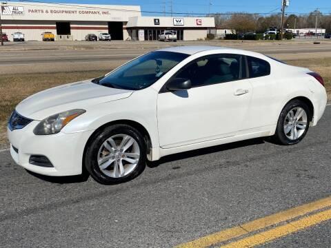 2010 Nissan Altima for sale at Double K Auto Sales in Baton Rouge LA