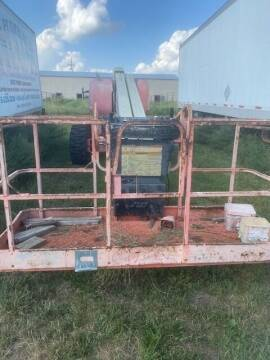 2005 JLG SkyLift 60ft 600S for sale at The Ranch Auto Sales in Kansas City MO