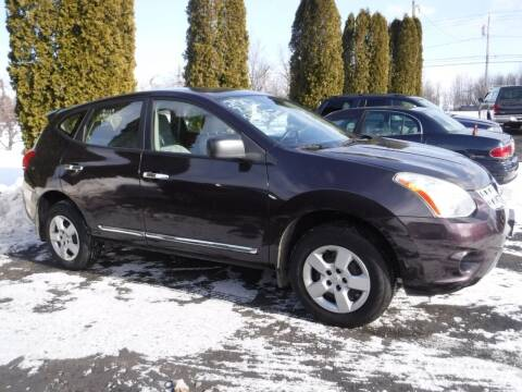 2013 Nissan Rogue for sale at Vicki Brouwer Autos Inc. in North Rose NY
