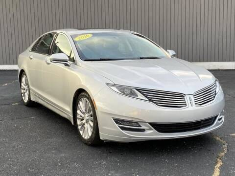 2016 Lincoln MKZ for sale at Bankruptcy Auto Loans Now - powered by Semaj in Brighton MI