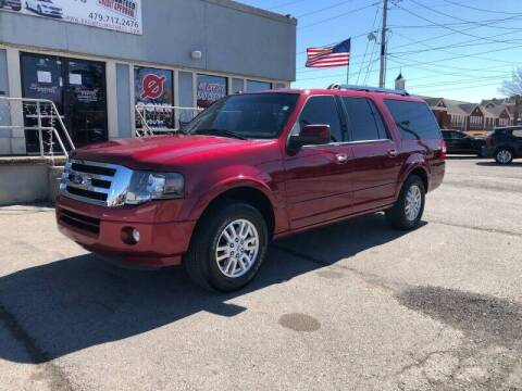 2013 Ford Expedition EL for sale at Bagwell Motors in Lowell AR