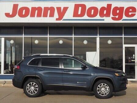 2021 Jeep Cherokee for sale at Jonny Dodge Chrysler Jeep in Neligh NE