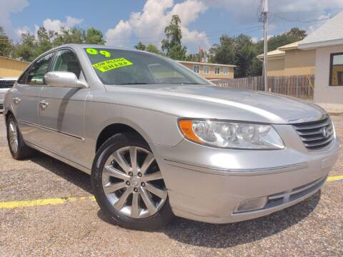 2009 Hyundai Azera for sale at The Auto Connect LLC in Ocean Springs MS
