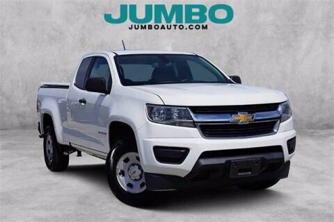 2018 Chevrolet Colorado for sale at Jumbo Auto & Truck Plaza in Hollywood FL
