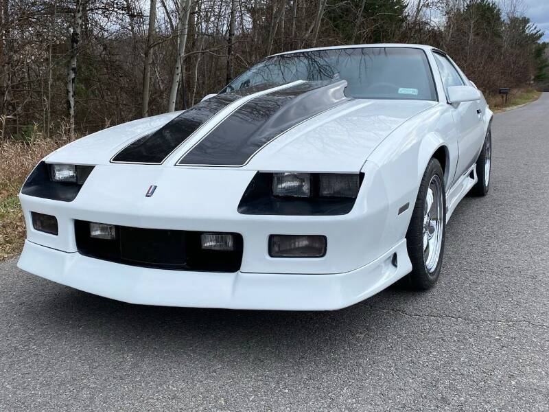 1991 Chevrolet Camaro for sale at AB Classics in Malone NY