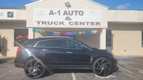 2012 Cadillac SRX for sale at A-1 AUTO AND TRUCK CENTER in Memphis TN