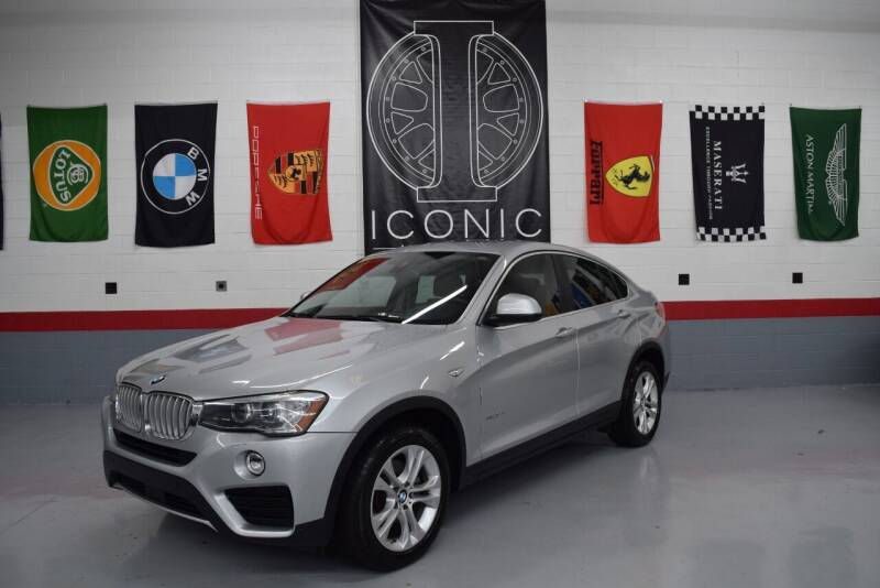 2015 BMW X4 for sale at Iconic Auto Exchange in Concord NC
