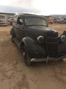 1935 Ford Sedan delivery for sale at Pikes Peak Motor Co in Penrose CO