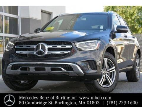 2020 Mercedes-Benz GLC for sale at Mercedes Benz of Burlington in Burlington MA