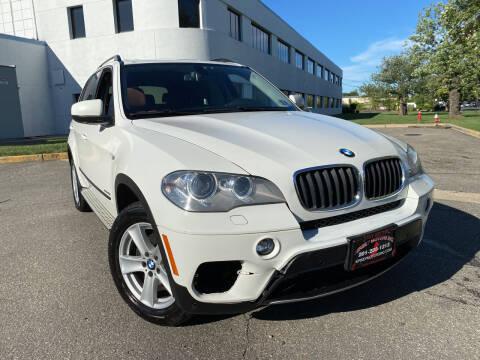 2013 BMW X5 for sale at JerseyMotorsInc.com in Teterboro NJ