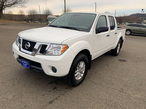 2019 Nissan Frontier for sale at Steve Johnson Auto World in West Jefferson NC