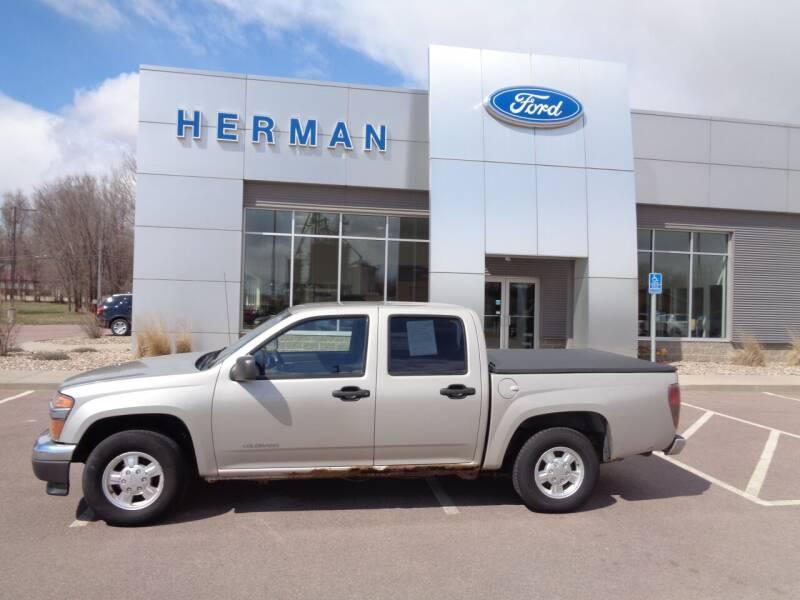 2005 Chevrolet Colorado for sale at Herman Motors in Luverne MN