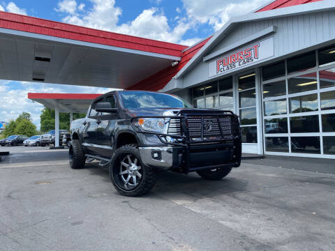2015 Toyota Tundra for sale at Furrst Class Cars LLC in Charlotte NC