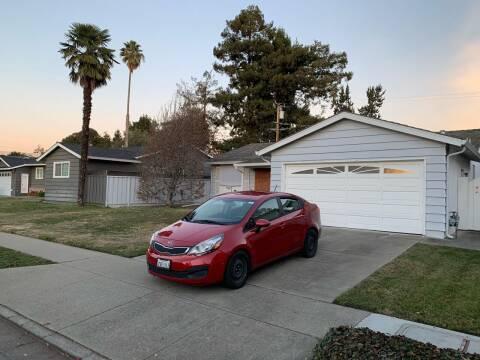 2014 Kia Rio for sale at Blue Eagle Motors in Fremont CA