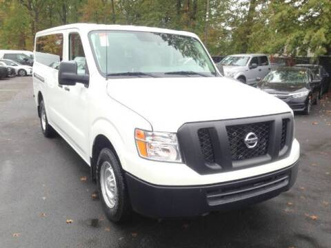 2019 Nissan NV Passenger for sale at EMG AUTO SALES in Avenel NJ
