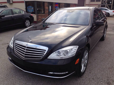 2011 Mercedes-Benz S-Class for sale at MR Auto Sales Inc. in Eastlake OH