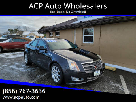 2009 Cadillac CTS for sale at ACP Auto Wholesalers in Berlin NJ