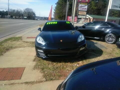 2013 Porsche Panamera for sale at AUTOPLEX 528 LLC in Huntsville AL